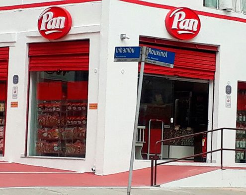 Distribuidor Exclusivo Pan em Moema - SP